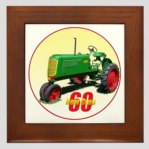 Oliver60-C8trans Framed Tile