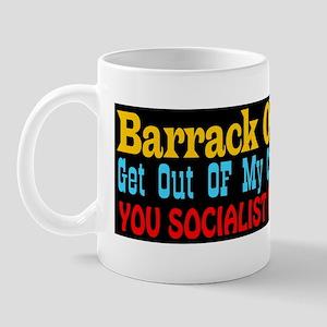 Socialist Traitor Mug