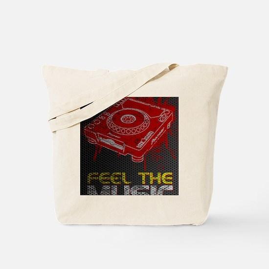poster 9 small Tote Bag