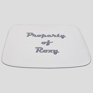 Property Of Roxy Female Bathmat