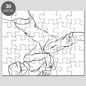 Freeze Bdance Puzzle