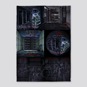 - Outta the Asylum Poster 24x36 5'x7'Area Rug