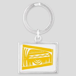031 Landscape Keychain