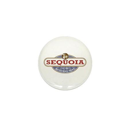 Sequoia National Park Mini Button (100 pack)