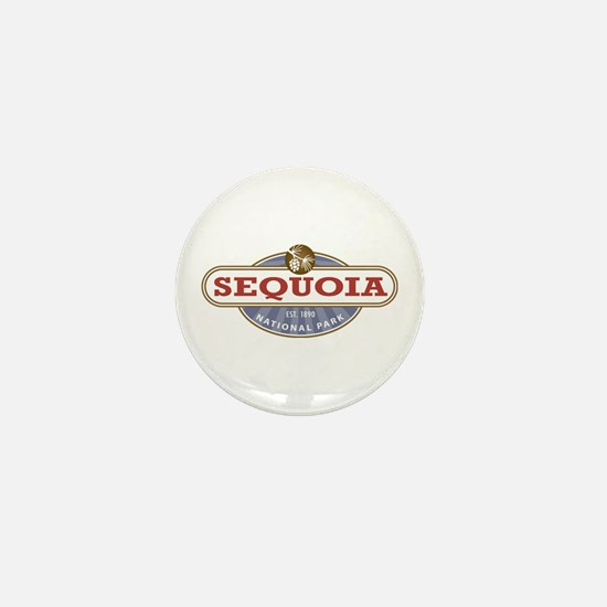 Sequoia National Park Mini Button (10 pack)