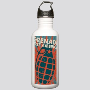 Grenade Free America Stainless Water Bottle 1.0L