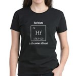 Hafnium Women's Dark T-Shirt