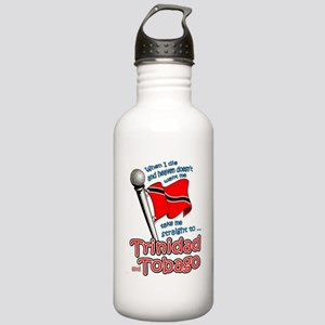 WHEN I DIE Stainless Water Bottle 1.0L