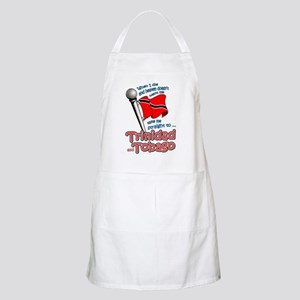 WHEN I DIE Apron
