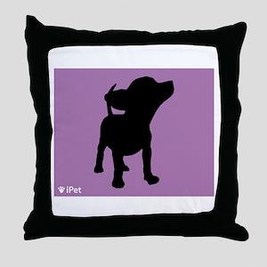 Chihuahua iPet Throw Pillow
