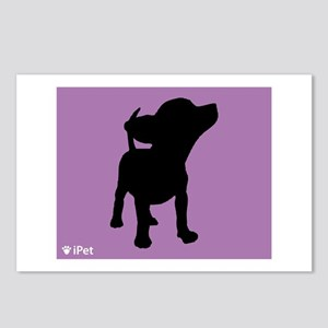 Chihuahua iPet Postcards (Package of 8)
