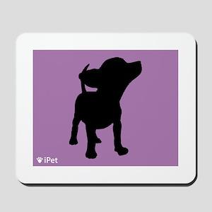 Chihuahua iPet Mousepad