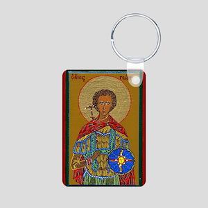 St George by Teresa Aluminum Photo Keychain