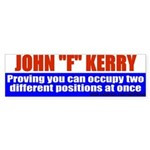 Jphn Kerry: Master of