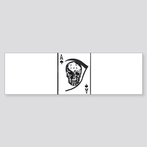 The Death Card Bumper Sticker