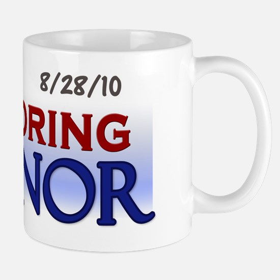Restoring Honor 2 pocket Mug