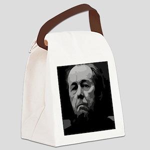 solzenitsyn Canvas Lunch Bag