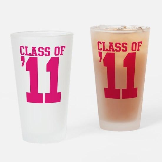 class-2011 Drinking Glass