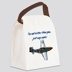 way cooler, Mustang Canvas Lunch Bag