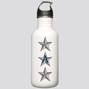 USCGAux-Rank-NACO-Pin- Stainless Water Bottle 1.0L