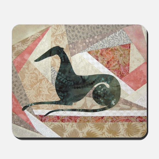 Green Repose Mousepad