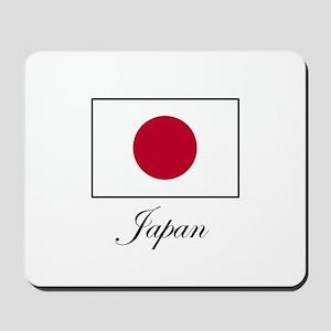 Japan - Japanese Flag Mousepad