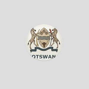 Vintage2Botswana2 Mini Button