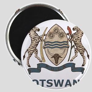 Vintage2Botswana2 Magnet