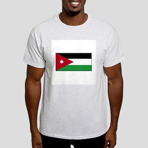 Jordan Flag Ash Grey T-Shirt