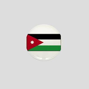 Jordan Flag Mini Button