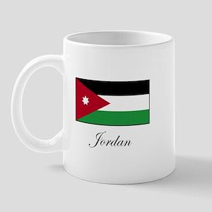 Jordan - Jordanian Flag Mug