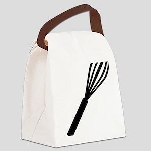ktichen_egg_whip Canvas Lunch Bag