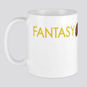 fantasy football genius_dark Mug