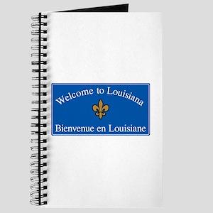 Welcome to Louisiana - USA Journal
