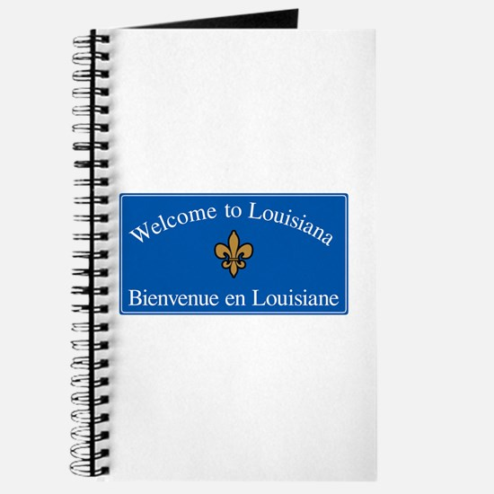 Welcome to Louisiana - USA Journal