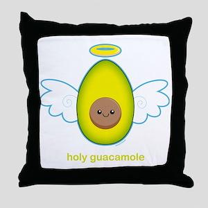 Holyguac Throw Pillow