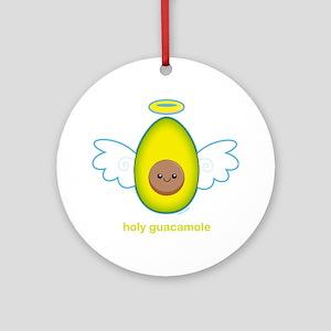 Holyguac Round Ornament