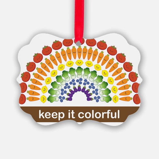 Keepitcolorful-arch Ornament