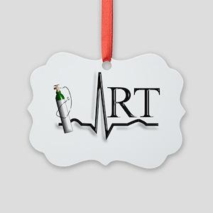 Respirartory Therapist Picture Ornament