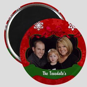 Christmas Photo Magnets