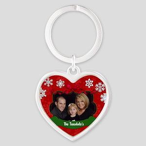 Christmas Photo Keychains