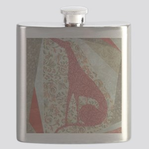 Coral Flask