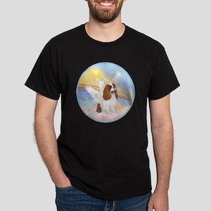 R-Clouds - Blenheim Cavalier (new) Dark T-Shirt