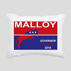 dannel_malloy_gov_d1_yar Rectangular Canvas Pillow