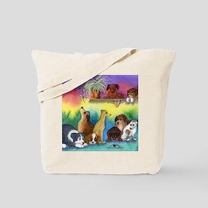 2-is it edible sq Tote Bag