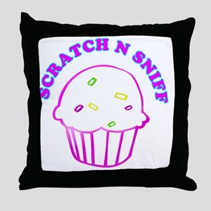 CUPSNF Throw Pillow