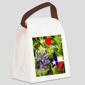 Beelongs Canvas Lunch Bag