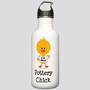 PotteryChick Stainless Water Bottle 1.0L