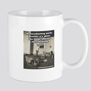 Homeschooling Works Mugs