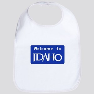 Welcome to Idaho - USA Bib